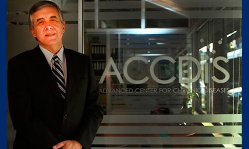 Entrevista Dr. Sergio Lavandero, Audio Radio Duna – Video CNN Chile