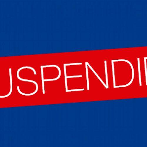 Suspendida nueva fecha Seminario departamento Prof. Javier Puente