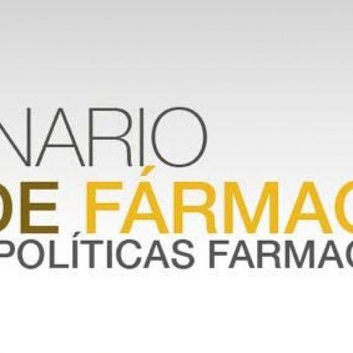 Invitación Seminario Ley de fármacos 2 y otras políticas farmacéuticas.