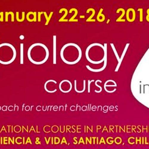 ÚLTIMOS DÍAS DE POSTULACIÓN- Cell Biology Summer Course – Institut Curie + Ciencia & Vida