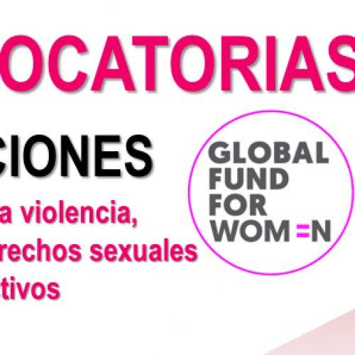 Fondo Mundial de Mujeres – GFW financia organizaciones e iniciativas