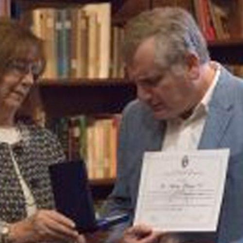 Presidente del Consejo de CONICYT es nombrado Miembro de Número en la Academia Chilena de Ciencias