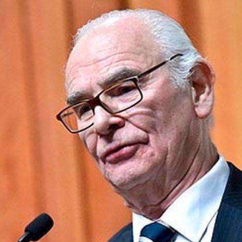 Otto Dörr fue galardonado con el Premio Nacional de Medicina 2018