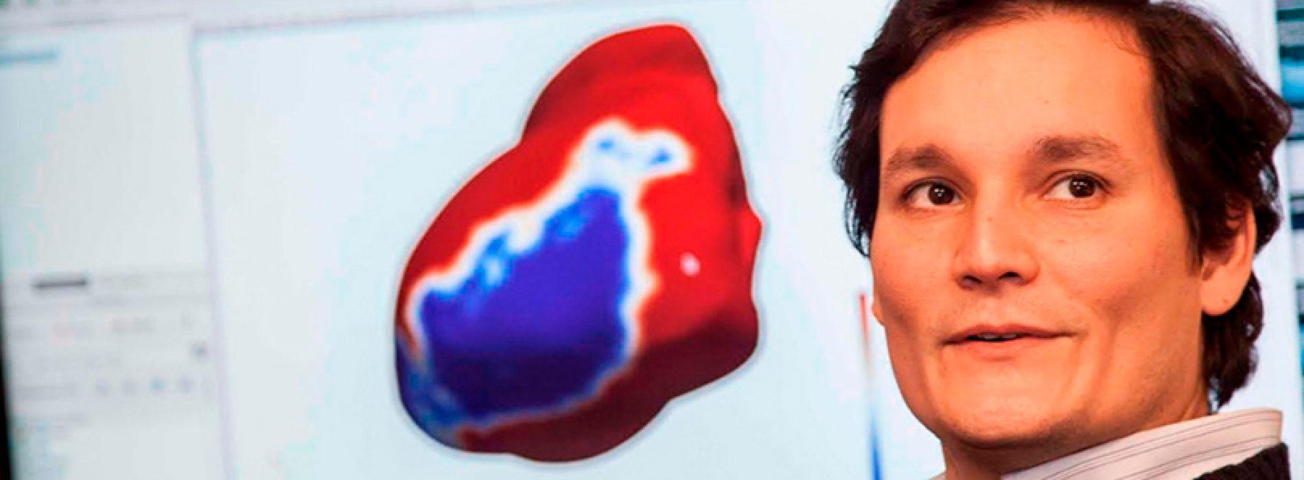 Ingeniero chileno es seleccionado entre los 50 mejores científicos sub 40 del mundo