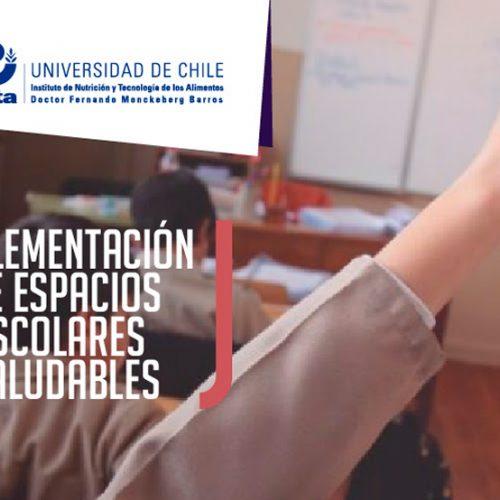 Actualízate! Diploma de Postitulo a Distancia Implementación de Espacios Escolares Saludables