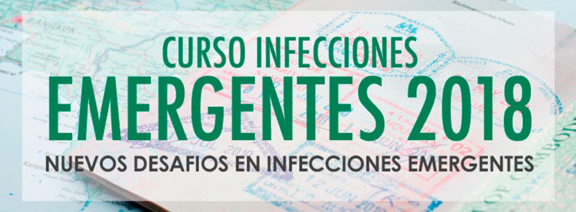 Curso Infecciones Emergentes 2018