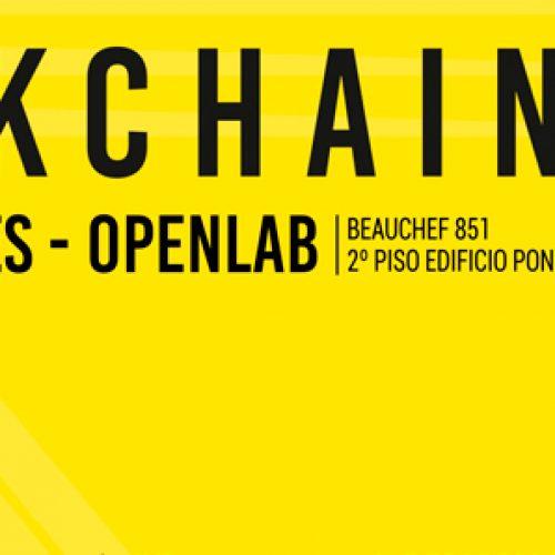 ¡Participa del ciclo de talleres sobre tecnología Blockchain!