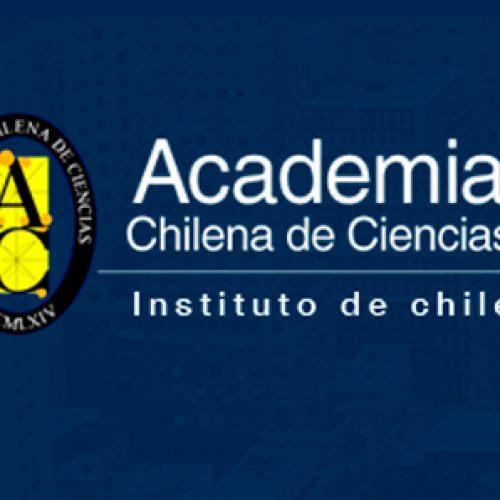Felicitaciones a nuestro ex-presidente Sergio Lavandero por ser nombrado miembro de número de la Academia de Ciencias de Chile