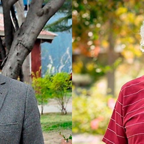 José Angel Rutllant y Sergio Lavandero se integraron como Miembros de Número en la Academia Chilena de Ciencias