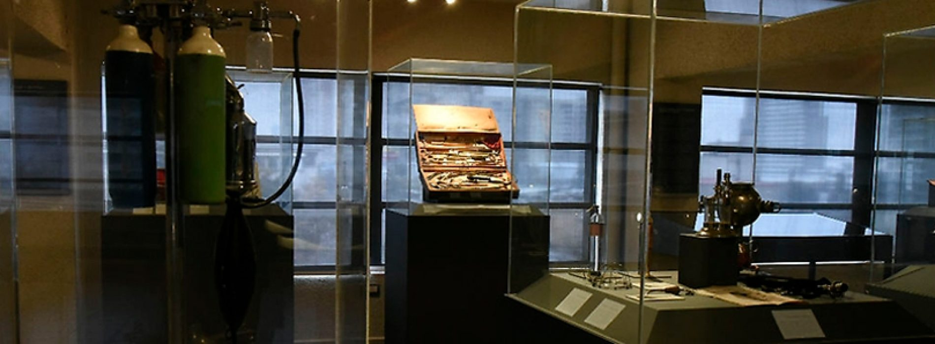 Museo Nacional de Medicina se adjudicó fondos para gestionar nuevos acervos