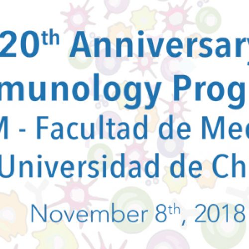 Vigésimo Aniversario del Programa Disciplinario de Inmunología