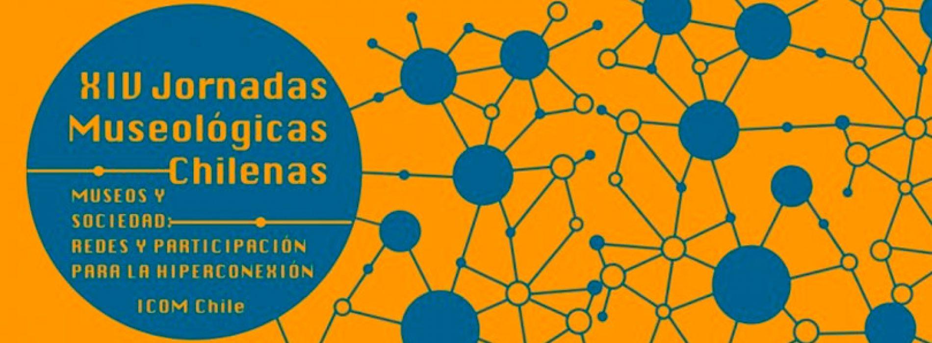 Invitación XIV Jornadas Museológicas Chilenas
