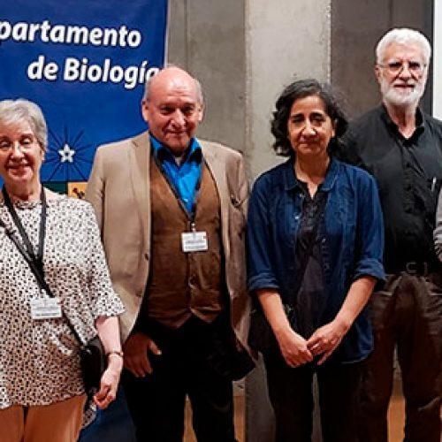 Casa de Bello reunió a referentes globales para analizar los últimos avances en microscopía de fluorescencia