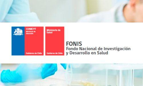 XVI Concurso Nacional de Proyectos de Investigación y Desarrollo en Salud, Fonis