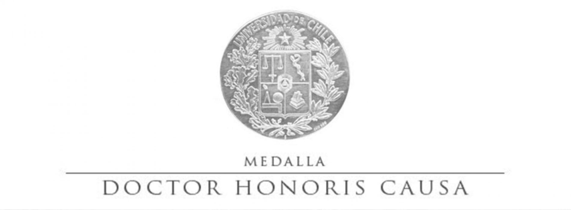 Honorary invitation to Mr. Serge Haroche