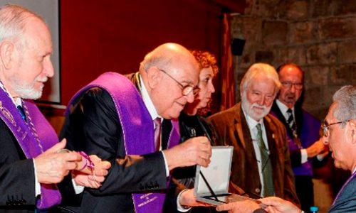 Joan J. Guinovart guardonat amb el XXII Premi de la Reial Acadèmia de Farmàcia de Catalunya