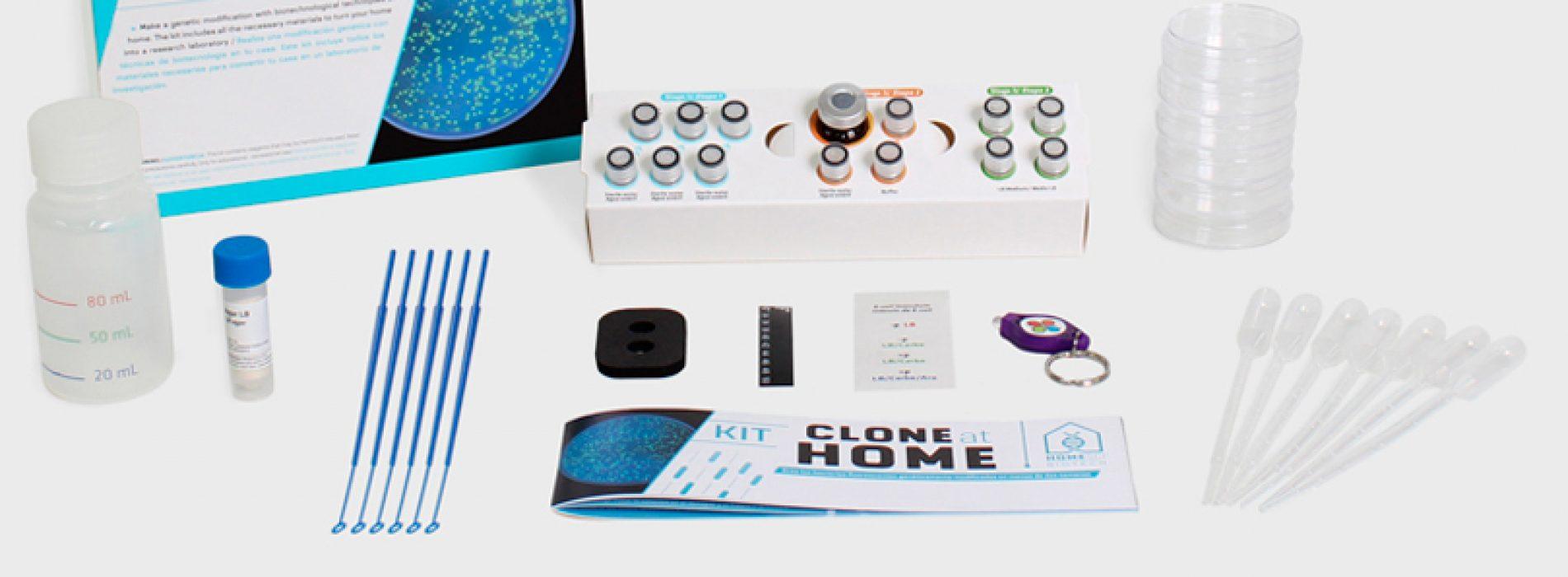 Lanzamiento del primer kit en el mundo que permite modificar bacterias genéticamente en casa
