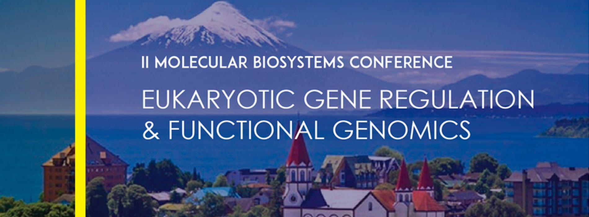 II Molecular Biosystems Conference Eukaryotic Gene Regulation and Functional Genomics