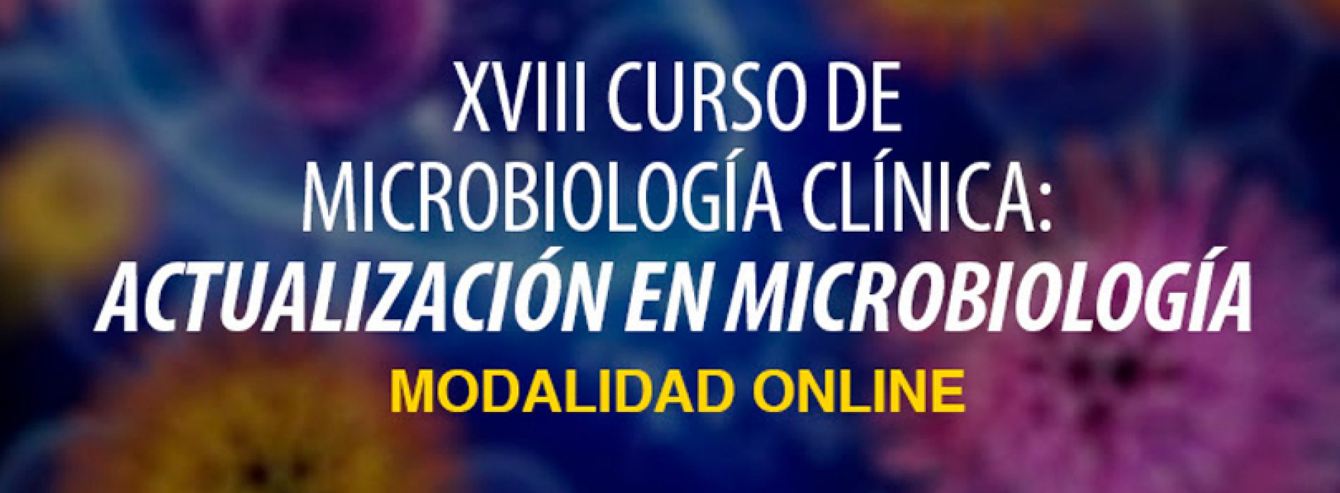 Curso online Microbiología clínica «Actualización en Microbiología» por Sociedad Chilena de Infectología