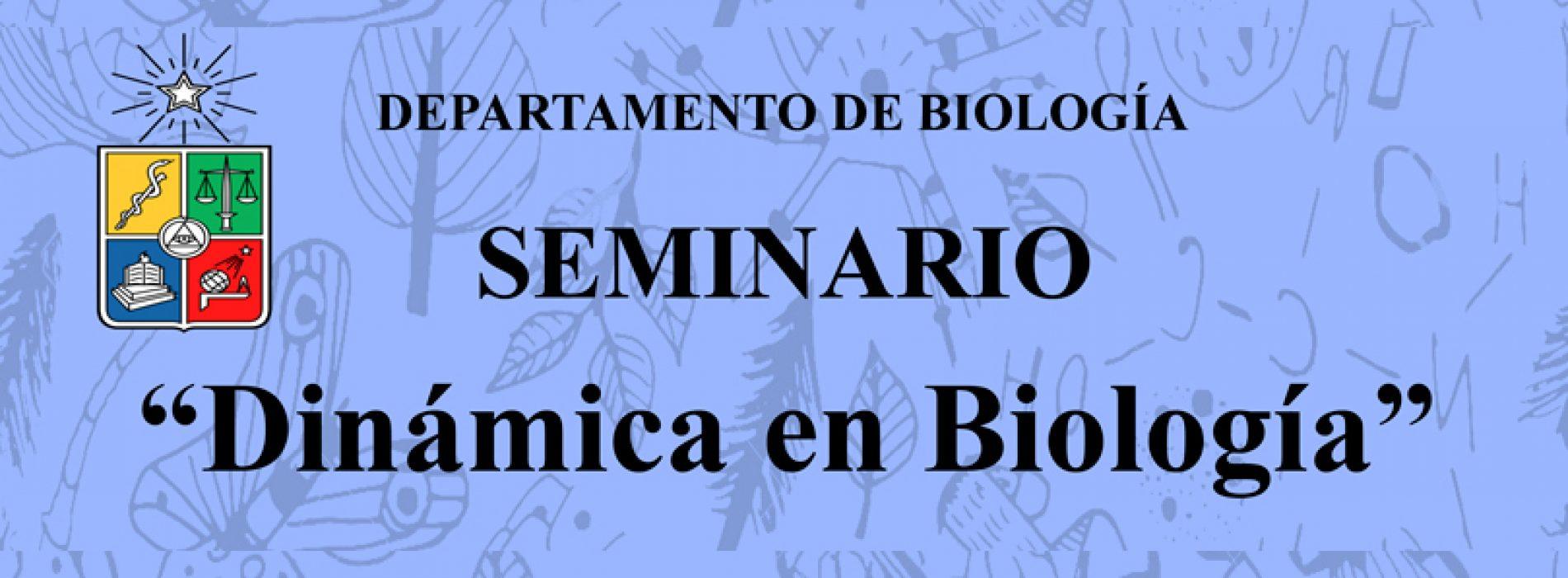 Seminario «Dinámica en Biología» – 6 de Agosto