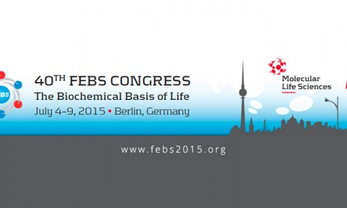 40th Congress of The Federation of European Biochemical Societies (FEBS)