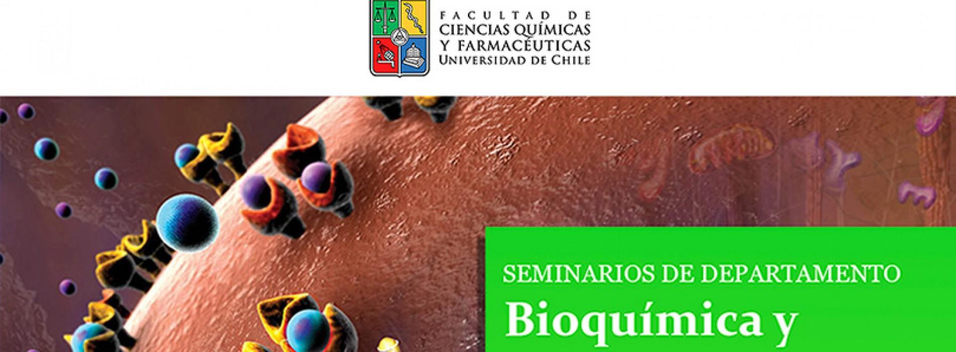 Seminarios de Departamento Bioquímica y Biología Molecular