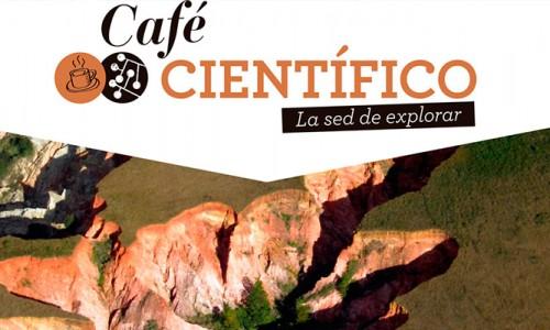 Café Científico: El rol de los suelos en la regulación del clima en los tiempos geológicos