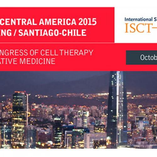 """""""ISCT 2015  South and Central America Regional Meeting y el III Congreso de Terapia Celular"""""""