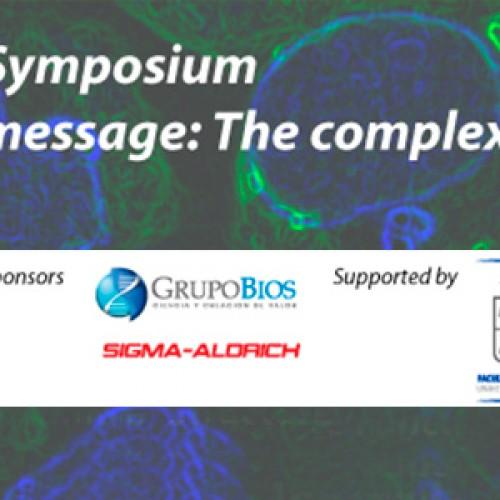 Simposio sobre la Biología del ARN – Martes 29 de Septiembre, 09:00 hrs.