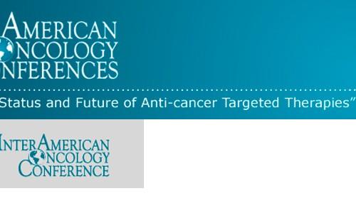 """VI Conferencia InterAmericana de Oncología: """"Estado Actual y Futuro de las Terapias Antineoplásicas Dirigidas"""""""