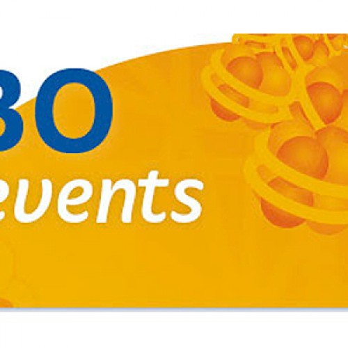 EMBO events.- Upcoming registration deadlines & future events