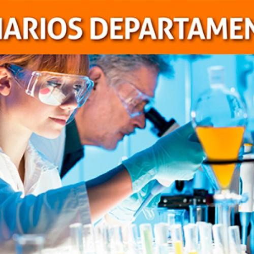 Seminarios Departamentales: Prof. Carmen Romero