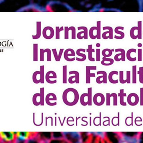Jornadas de Investigación de la Facultad de Odontología Universidad de Chile