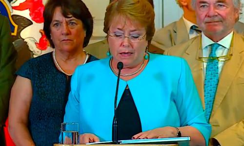 Presidenta Bachelet envía proyecto que crea el Ministerio de Ciencia y Tecnología