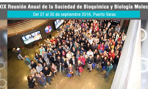 XXXIX Reunión Anual de la Sociedad de Bioquímica y Biología Molecular 2016 – PRONTO MÁS INFORMACIÓN