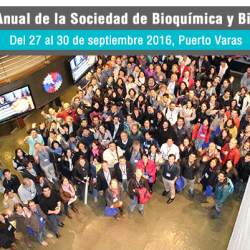 XXXIX annual meeting of the society for Biochemistry and Molecular Biology 2016 - more info soon