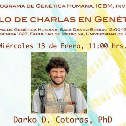 Seminario: Ciclo de Charlas en Genética