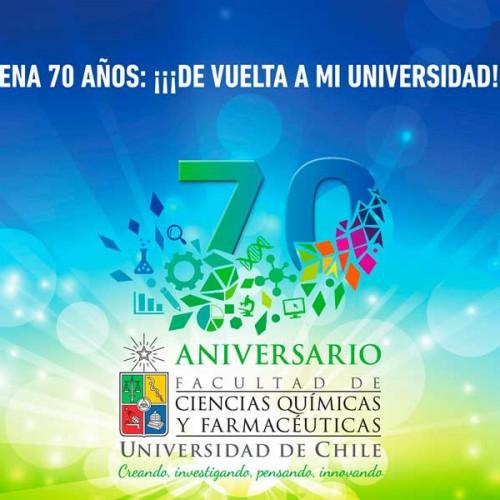 Cena 70 Años ¡¡¡De vuelta a mi Universidad!!!