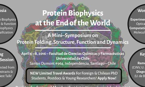 Protein Biophysics at the End of the World