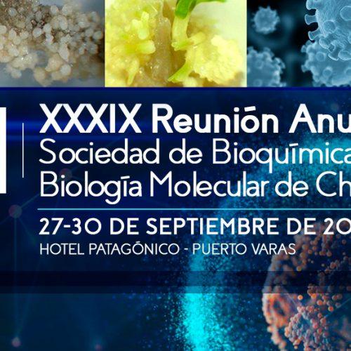 REGISTRATE AQUÍ a la XXXIX Reunión Anual de la Sociedad de Bioquímica y Biología Molecular