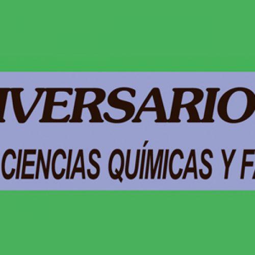 """NUEVA FECHA Conferencia """"Dr. Arnaldo Croxato"""" 71 aniversario Facultad Ciencias Químicas y Farmacéutica"""
