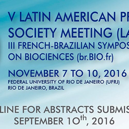 V Latin American Protein Society Meeting (LAPSM)