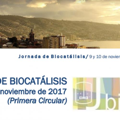 Invitación Jbiocat2017