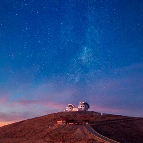 Llega a Estación Mapocho Exposición Fotográfica de Turismo Científico en Chile