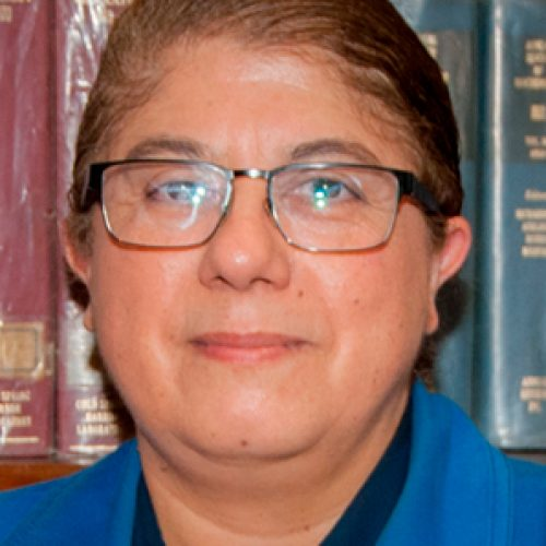 Dra. Violeta Morín: nueva Directora del Departamento de Bioquímica y Biología Molecular