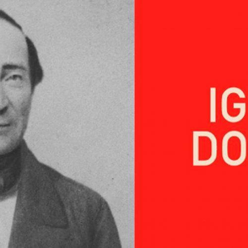 Hace 180 años, Ignacio Domeyko