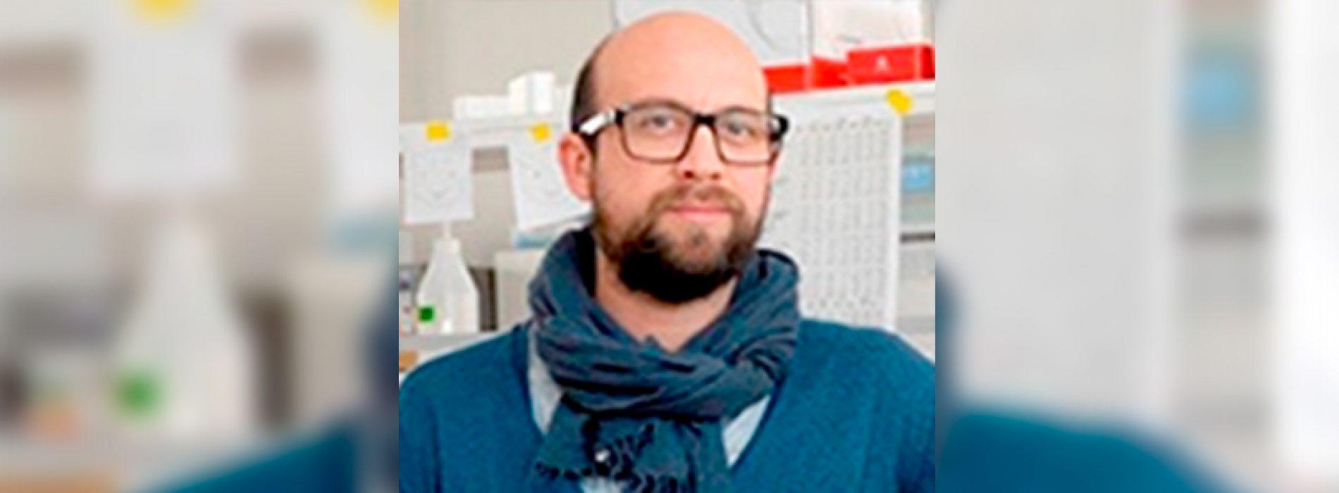 Ricardo Soto-Riffo, coordinador de sesión y charlista confirmado a XLI Reunión Anual de la Sociedad de Bioquímica y Biología Molecular de Chile, 25 al 28 de septiembre 2018, Iquique, Chile