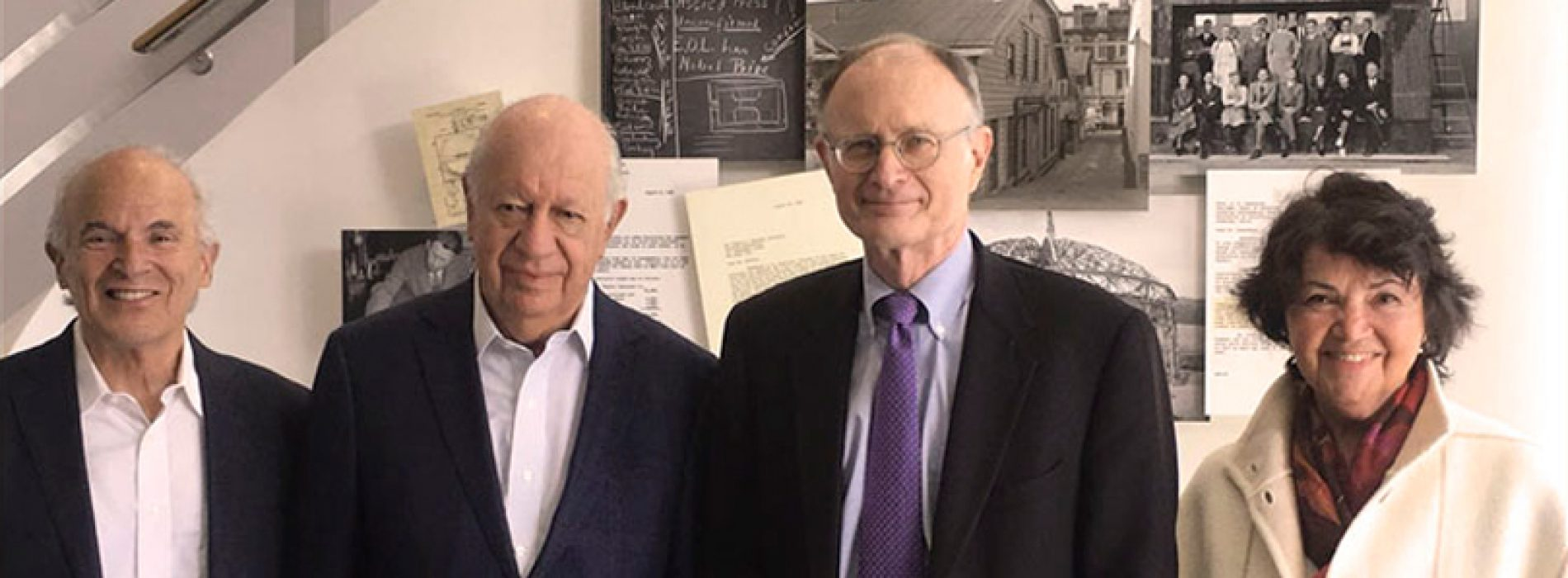 Ricardo Lagos  Ricardo Lagos Visits Berkeley, January-February 2018