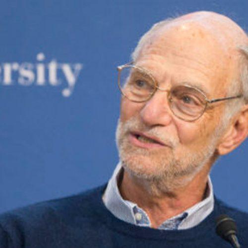 Premio Nobel Michael Rosbash en la FCEN-UBA