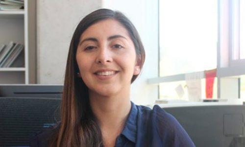 Investigadora del Laboratorio de Bioquímica, Hilda Alfaro, cuenta su experiencia de aprendizaje en la técnica de nanodisco en la Universidad de Gronigen, Holanda